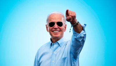 Dow Jones Gains As Biden Pushes Spending; Apple Stock Up With This Due; Donald Trump SPAC Spikes