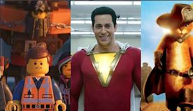 22 Family-Friendly Movies Available to Stream on HBO, From 'Shazam' to 'Lego Movie 2' (Photos)