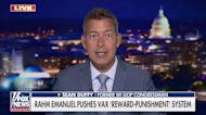 Sean Duffy rips Rahm Emanuel's 'reward-punishment' vaccination idea, compares it to China's social credit score