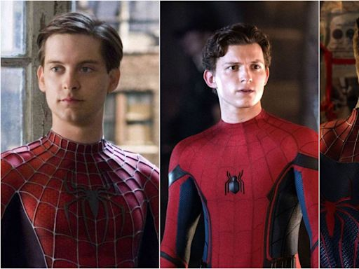 Sony responds to reports Tobey Maguire and Andrew Garfield could return in Spider-Man 3