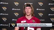 Trevor Lawrence reveals primary goal he wants to accomplish before training camp