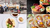 Insta-worthy contactless food court in CBD houses more than 15 brands with Japanese, Mexican & American cuisine