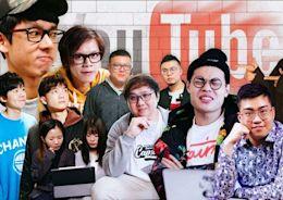 【蘋果挖真相1】全台10大YouTuber掀壓力鍋 最怕神秘演算法 | 2020-03-30 | | 蘋果日報