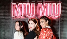 Chloë Sevigny, Jemima Kirke, and More Chic Cinephiles Feted Miu Miu's Latest Women's