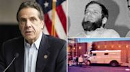 Cuomo clemency pick, Brink's getaway driver, sparks outrage