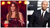 Today's famous birthdays list for July 26, 2021 includes celebrities Sandra Bullock, Jason Statham