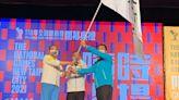 110年全國運動會南市寫下歷年最多獎牌數紀錄黃偉哲市長接旗歡迎選手112年再戰臺南   蕃新聞