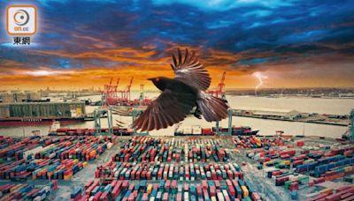 航運多阻滯 全球大劑