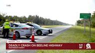 Deadly crash closes Beeline Highway near PGA Boulevard in northern Palm Beach County
