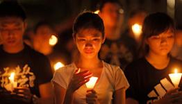 Hong Kong June 4 vigil organizers to disband amid crackdown