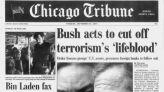 This day in history, September 24: President George W. Bush ordered a freeze on the assets of 27 people and organizations with suspected links to terrorism, including Islamic militant Osama bin Laden