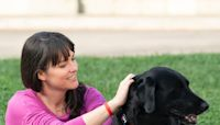 The Pack 's Only Mom Competitor on How Her Dog Helped Her Stop 'Being the Worrying Mom'