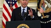 President Biden's approval rating boosted by his pandemic response