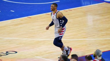 NBA/湖人補強流言四起 傳有意向巫師交換衛少
