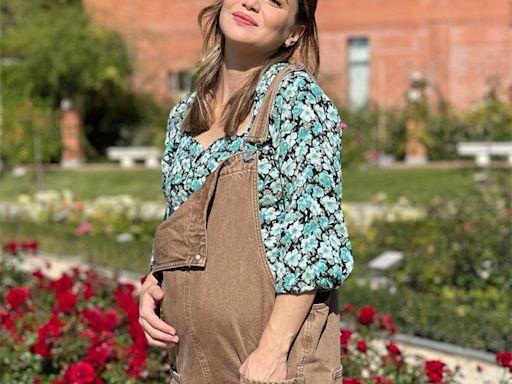 La actriz argentina Luz Cipriota va a ser mamá con este director español