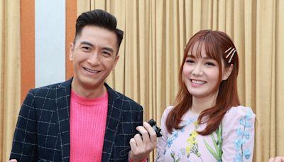 TVB節目巡禮|湯洛雯跣親受傷被笑家暴 馬國明:扶住佢好似有咗咁