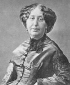 George Sand Biography - life, children, name, story, death ...