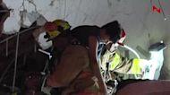 閉路電視紀錄邁阿密大廈倒下影片 仍有99人失蹤