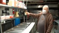 Coronavirus pandemic isn't stopping one soup kitchen from feeding hungry