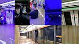 驚恐地鐵列車:水淹肩膀、車廂停電!歷史性暴雨強襲中國河南,鄭州地鐵5號線遭水淹沒 至少12死5傷-風傳媒