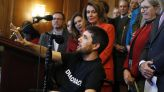 New Documentary Shows How Ady Barkan, Speaking At Democratic Convention On Tuesday, Turned His Illness Into A Call To...