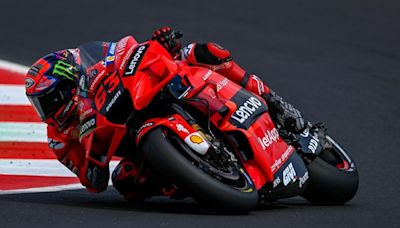 MotoGP/杜卡迪捍衛主場「Bagnaia連莊再奪冠」聖馬利諾站最速報