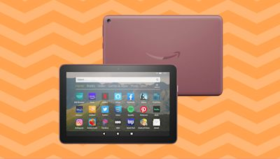 Lowest price ever! This Amazon Fire HD 8 tablet bundle is just $57 right now — it's nearly 80 percent off today!