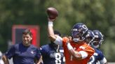 What Matt Nagy Believes About Making Rookie QBs Wait