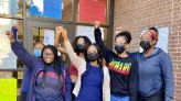 Howard students occupy University Center after weeks of living with mold, rats in dorms