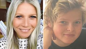 Gwyneth Paltrow celebrates son's 14th birthday with 'socially distanced' parade