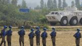 China affirms UN peacekeeping role with multinational drills