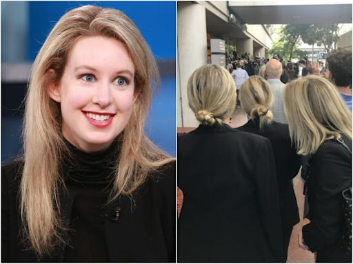 Theranos founder Elizabeth Holmes has a fandom of 'Holmies' that hail her as a 'girl boss' despite fraud charges