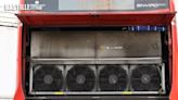 九巴第三代太陽能巴士首航路線58X 下周一由屯門良景開出 | 社會事