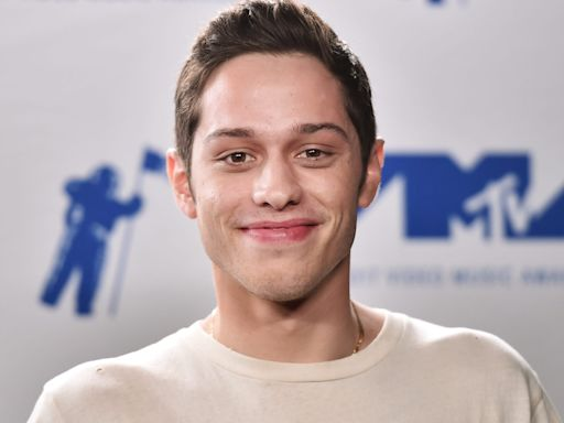 Pete Davidson says he doesn't know if he'd still be working if he had been on any show besides 'SNL' while struggling with his mental health
