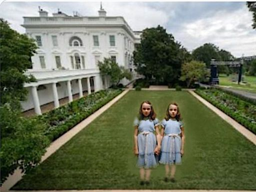 Critics Hope To See Melania's Soulless Rose Garden Makeover Buried