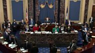 Senate acquits Trump on article of impeachment for 'incitement of insurrection'