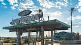 An abandoned water park sat empty in the California desert for 16 years. Now, its eerie remains could spring back to life.