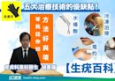 信健康-- 【皮膚百科】疣類五大治療的優劣