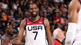 Kevin Durant Warms Up for Tokyo Olympics Tip-Off | Brooklyn Nets