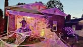 Some Alle-Kiski Valley families go all out to decorate their yards, houses for Halloween