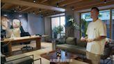 余文樂首度公開豪華工作室 調侃妻王棠云:照片都是騙人的