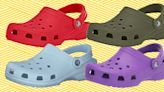 'My feet are in heaven': Crocs have been Amazon's No. 1 best-selling shoes for over a year — and they're on sale