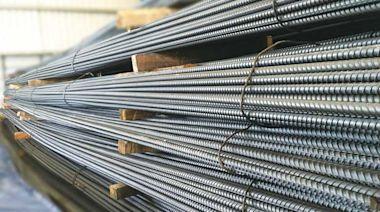 豐興鋼筋連6漲 每公噸漲400元 - 工商時報