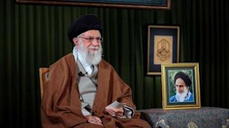 """Iran's Khamenei says Israel is a """"cancerous tumor"""" in Middle East"""