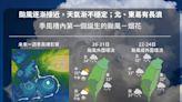 烟花颱風逐漸接近!1張圖看懂未來7日天氣!