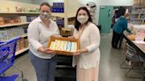 Gratitude Soapery's donation to the Salina Food Bank has special impact