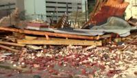 WATCH: Dramatic videos of Hurricane Ida ravaging Louisiana exactly 16 years after Hurricane Katrina