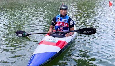張筑涵全運會奪冠 出征輕艇激流2021世錦賽