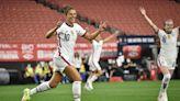 Lloyd scores five goals in US women's 9-0 friendly win over Paraguay