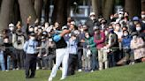 Japan's Iwata takes 1st-round lead at Zozo Championship